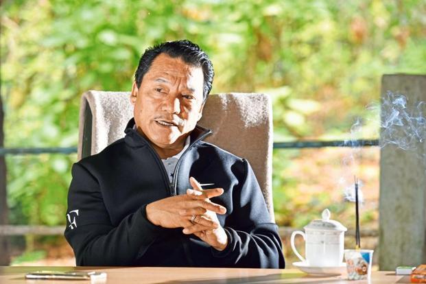 GJM president Bimal Gurung. Photo: Mint