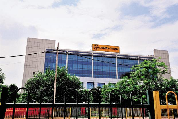 L&T's revenue, on the other hand, grew by 5.7% to Rs26,446.8 crore, aided by a 49.9% jump in the heavy engineering segment to Rs1,211.1 crore. Photo: Priyanka Parashar/Mint