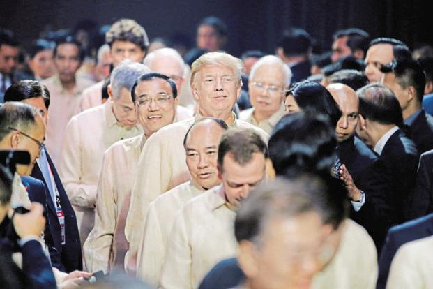 RCEP leaders hold first-ever summit