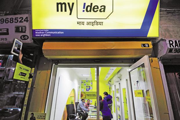 Idea Cellular's revenue from operations fell about 20% to Rs7,466 crore