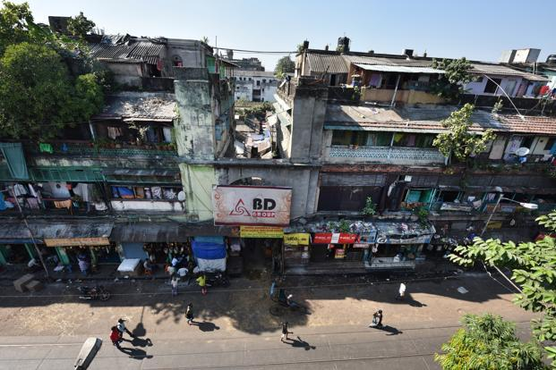 Built in 1871, Natun Bazaar is owned by the Trust Estate of Raja Rajendro Mullick Bahadur. Photo: Mint