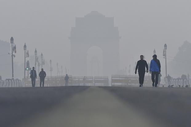 The fresh plea in the Supreme Court seeks direction to the centre and the states concerned to take measures on curbing road dust and stubble burning. Photo: Bloomberg