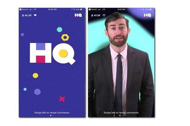 HQ Trivia is a live streaming quiz game which goes live twice every day and one session lasts 15 minutes.