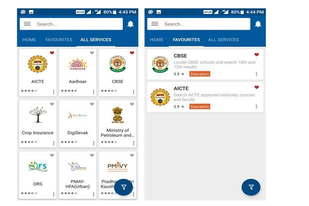 UMANG (Unified Mobile Application for New-age Governance) is a one-stop solution, which allows all major government agencies to reach out to the citizens on their smartphone.