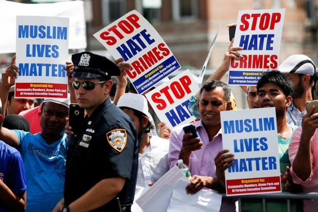 A majority of the hate crimes were motivated by anti-African American and anti-Jewish sentiments, while a quarter of them were anti-Muslim. Photo: Reuters