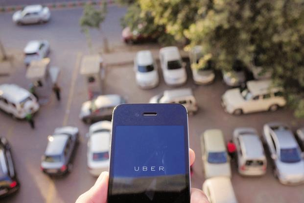 India is the second-largest country of operations for Uber after the US. Photo: AFP