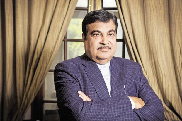"Transport minister Nitin Gadkari has told auto makers that they have to move to electric vehicles, ""whether they like it or not"". Photo: Bloomberg"