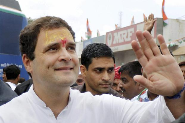 'Pappu' is perceived as a social media slur coined to target Congress vice-president Rahul Gandhi. Photo: PTI