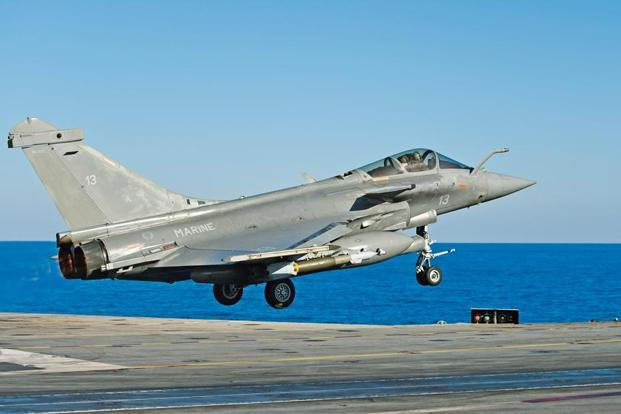 Rafale deal will benefit defence industry, not just one company: French diplomat