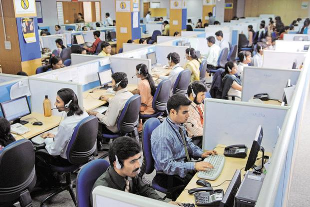 In terms of experience bands, senior management roles with experience requirement of over 16 years saw a 14% growth in October as compared to the year-ago period. Photo: Hemant Mishra/Mint