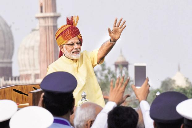 The Pew survey results come against the backdrop of criticism of the way the Narendra Modi govt has been handling the Indian economy, especially in light of reforms such as demonetisation and GST. Photo: Photo: HT