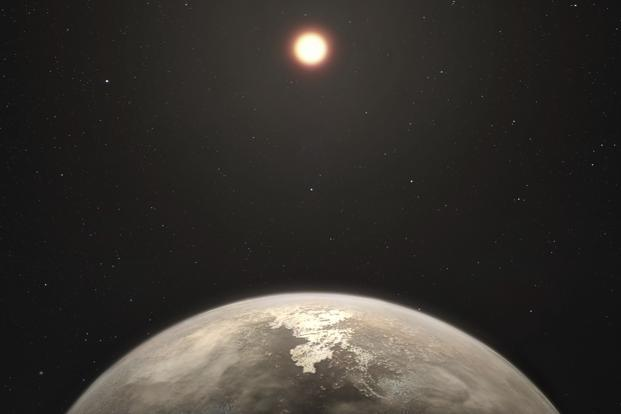 Potentially habitable world found just 11 light years away
