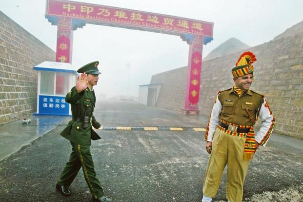 India, China review border situation
