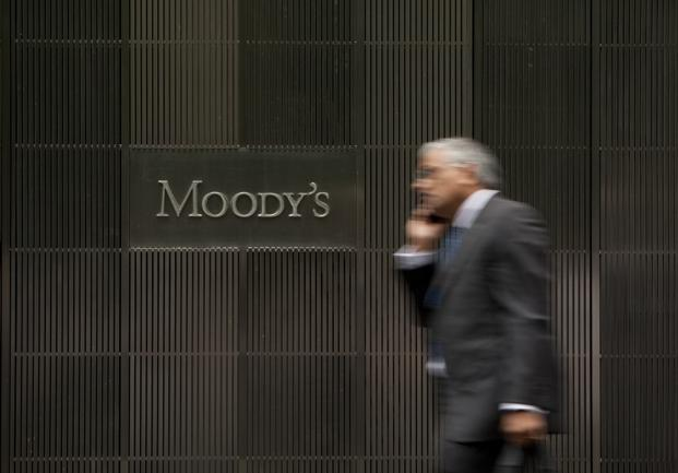 Moody's upgrades India's sovereign bond rating
