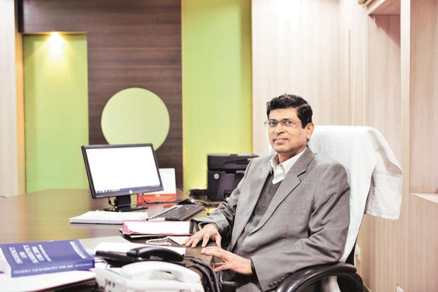 Insolvency & Bankruptcy Board of India chairman M.S. Sahoo will be a member of the committee to be led by the secretary at the ministry of corporate affairs. Photo: Priyanaka Prashar/Mint
