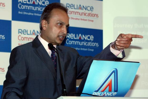 RCom which has been reporting losses since last four quarters, says it will continue to make investments in the enterprise business and development in its consumer wireless business space. Photo: PTI