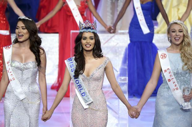 Haryana girl Manushi Chillar is the new Miss World