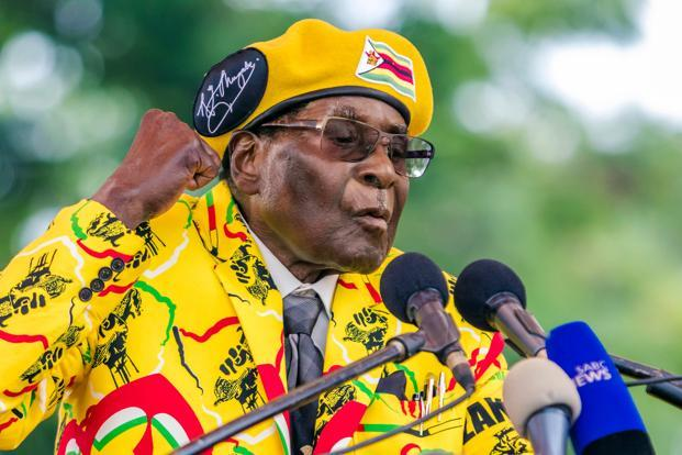 No word yet from Mugabe, impeachment looms