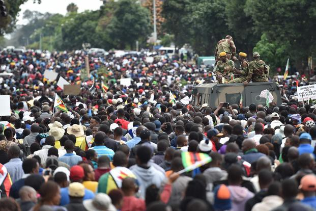 Resign Now or face humiliation- new Zanu PF leader Mnangagwa