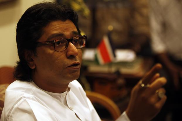 MNS chief Raj Thackeray says Gujaratis and Marathis had cordial relations in Maharashtra, but the BJP has spoilt these relations. Photo: HT