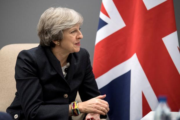 On Thursday and Friday, UK Prime Minister Theresa May and her ministers launched a round of diplomacy in an attempt to break the deadlock, flying to Germany, Ireland and Sweden. Photo: Reuters