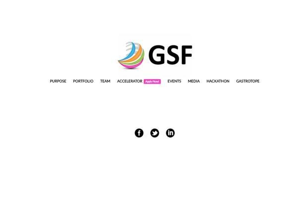 GSF has mentored 45 start-ups in the past.