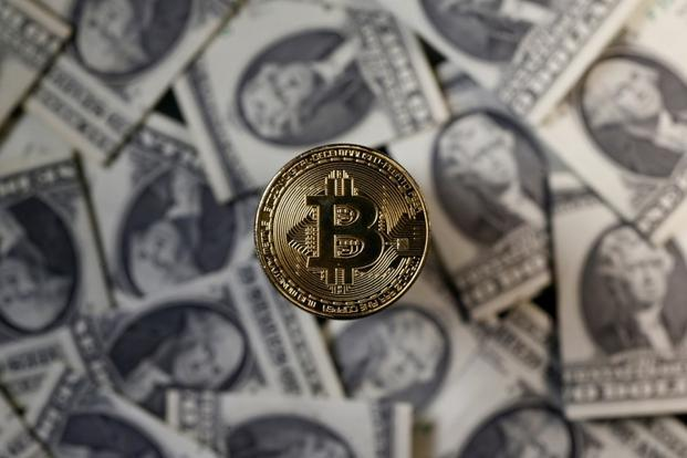 Bitcoin rose 4.5% to $8,045.45 as of 11.34am in London after climbing as much as 5.2% during Asian hours. It's up more than 700% this year after shrugging off a tumble of as much as 29% earlier this month. Photo: Reuters