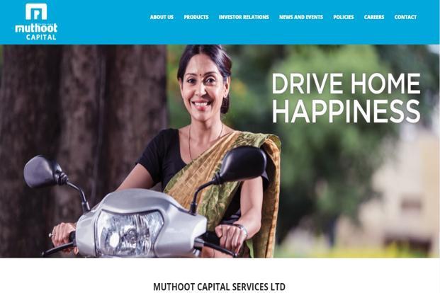 Muthoot Capital Raises Rs165 Crore Via Qip Dilutes 12 5