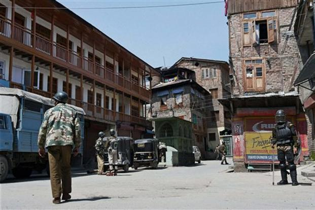 Army personnel killed, 3 others injured in Kupwara gunfight in northern Kashmir