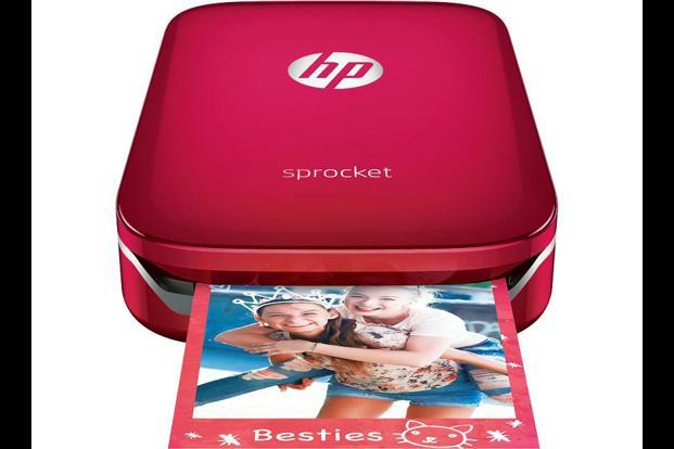 HP Sprocket relies on the Zink technology.