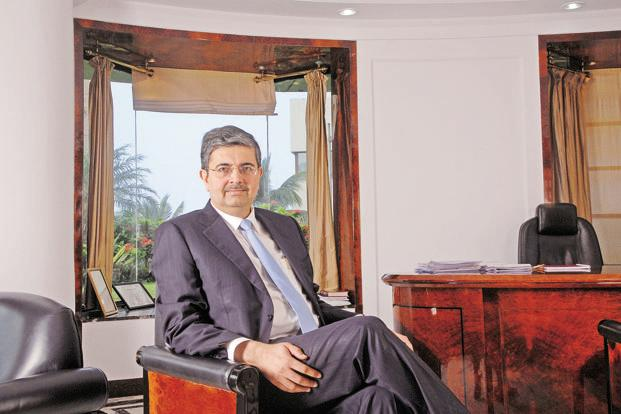 Uday Kotak, managing director of Kotak Mahindra Bank, said the whole insolvency and bankruptcy process is a once in a lifetime event. Photo: Abhijit Bhatlekar/Mint