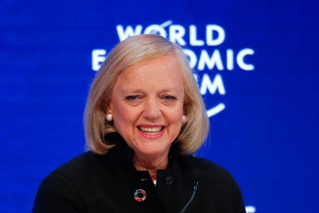 Meg Whitman, one of the most powerful women in US business and a former candidate for California governor, split Hewlett Packard Co. into HPE and PC-and-printer business HP Inc in 2015 as part of a plan to turn around the large corporation. Photo: Reuters