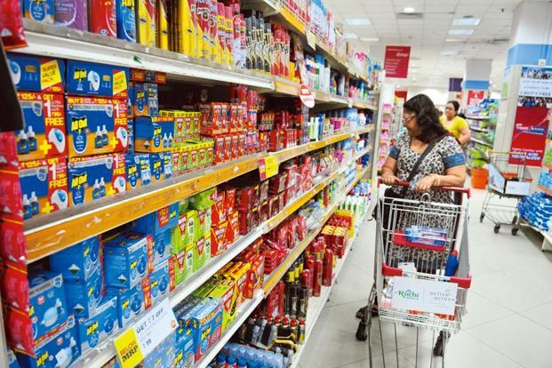 GST rate was reduced on 178 items, including detergents, shampoos and beauty products, from 28% to 18% from 15 November. Photo: Indranil Bhoumik/Mint
