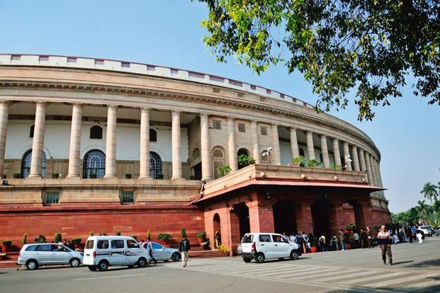 Parliament's winter session from December 15