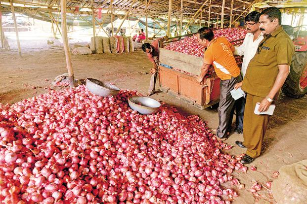 The retail price of onions is currently around Rs50 per kg in Delhi, substantially higher than the Rs27 per kg in early August. Photo: Mint