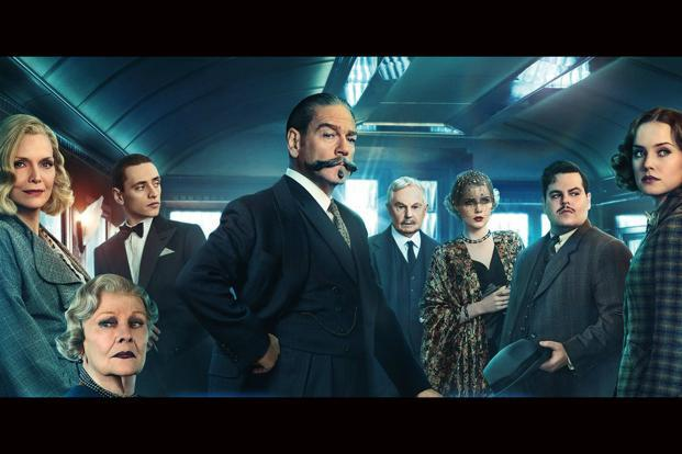 A still from 'Murder on the Orient Express'.