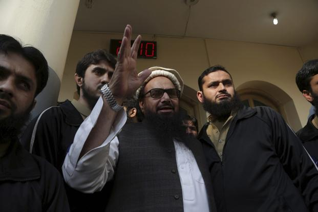 Pak to face 'repercussions' for not re-arresting 'global terrorist' Saeed
