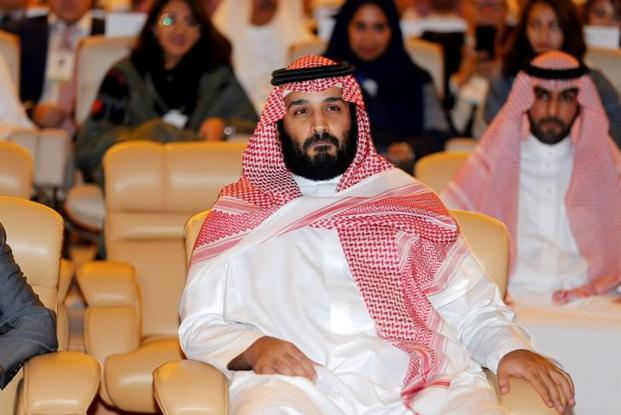 The spike in Saudi-Iran tensions coincides with Prince Mohammed's new anti-corruption purge, which saw around 200 elites including princes arrested or sacked earlier this month. Photo: Reuters