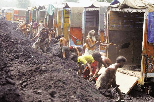 The government should be careful of the suggestion that coal be maintained as a measure of economic redistribution, helping poorer states. Photo: AP