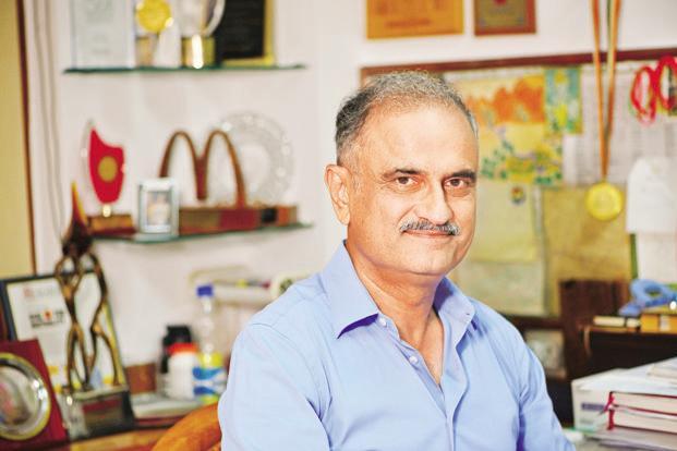 Vikram Bakshi, managing director of Connaught Plaza Restaurants Pvt. Ltd (CRPL). Photo: Priyanka Parashar/Mint