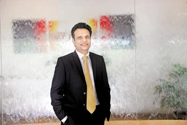 Nitin Jain, chief executive (global asset and wealth management) at Edelweiss. Edelweiss Crossover Opportunities Fund has already made its first investment by buying SSG Capital's 4.9% stake in IPO-bound Future Supply Chain Solutions.
