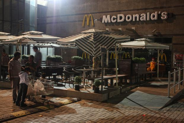 McDonald's maintains that non-payment of royalties over a period of two years is the essential reason for the termination of the franchise agreement with CRPL. Photo: HT