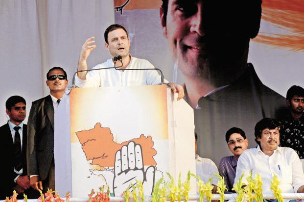 Rahul slams Modi on Hafeez Saeed's release