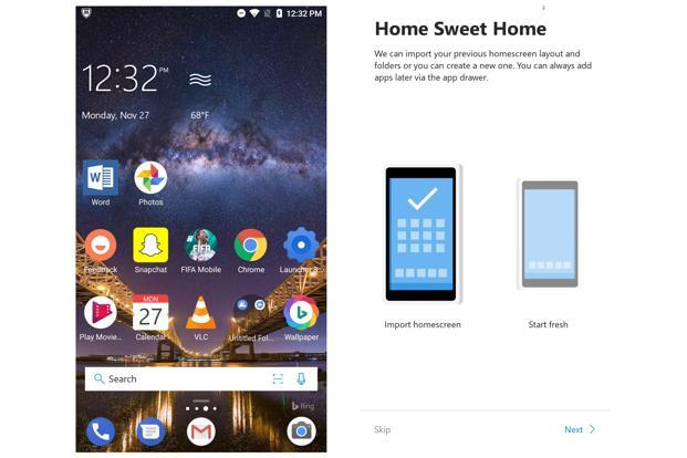 Important new features coming soon to Microsoft Launcher for Android