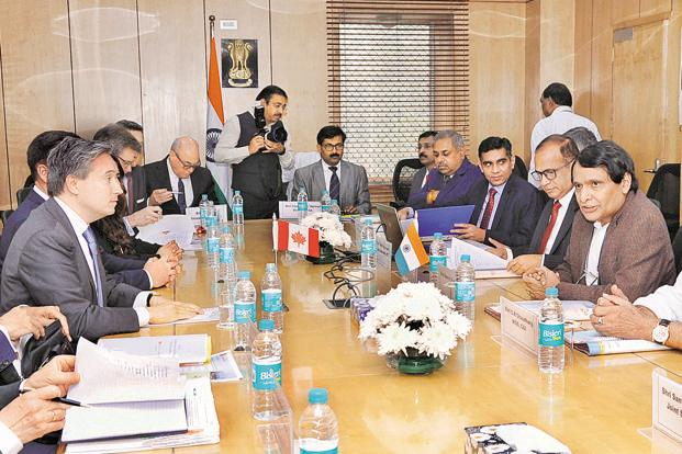 India Canada Look For Breakthrough On Free Trade Agreement Livemint