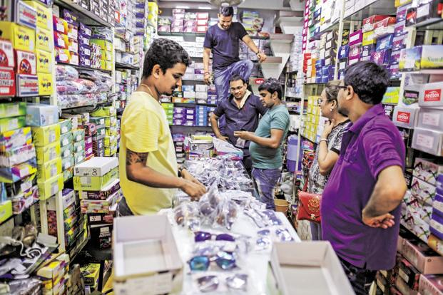 The total GST collection till 27 November is Rs83,346 crore for October and 50.1 lakh GST returns have been filed for the month, a finance ministry statement said. Photo: Bloomberg