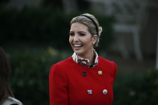A file photo of Ivanka Trump, the advisor and daughter of US President Donald Trump. Photo: Reuters