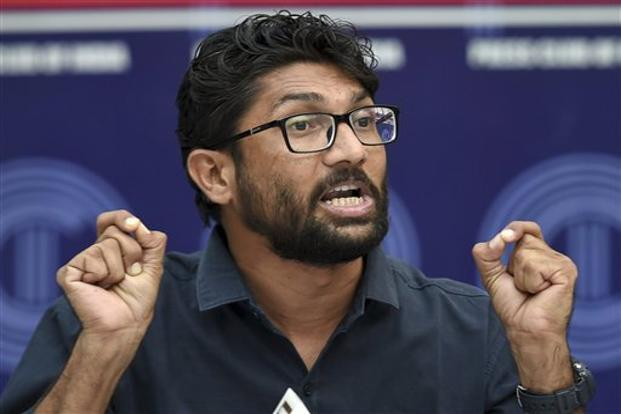 Image result for Jignesh Mevani