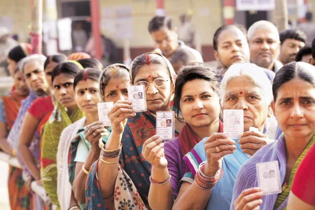 Eighty-nine seats of Saurashtra and South Gujarat region are going to polls in the first phase, while the remaining 93 seats in central and northern region would go for polls in the second phase. Photo: HT
