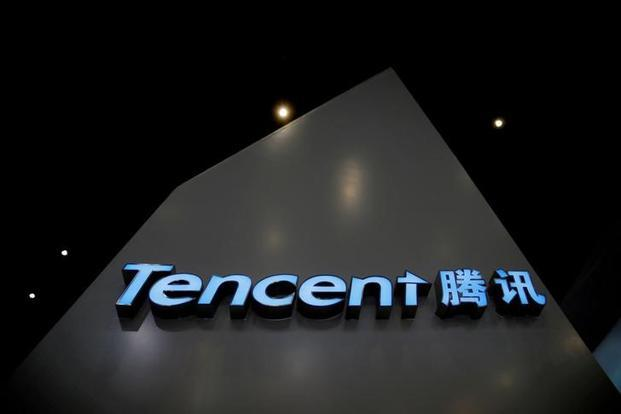 Tencent is counting on its user data—from the music people play, the news they read and the places they go —to deliver targeted commercials and capture a bigger share of China's 350 billion yuan ($53 billion) online advertising market. Photo: Reuters